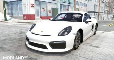 Porsche Cayman GT4 (981C) 2015 [0.11.0], 1 photo